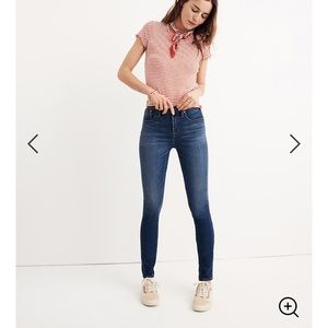Madewell Danny Skinny Jeans